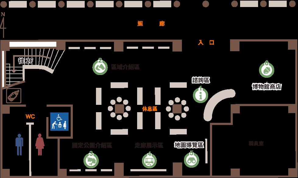 floor guide 1F