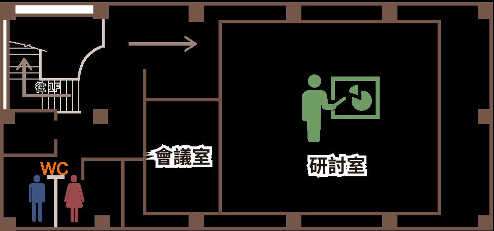 floor guide 2F